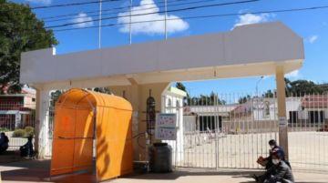 Hospital Covid-19 de Sucre ya tiene nueva autoridad, la cuarta en lo que va de la pandemia