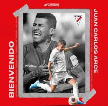 """El """"Conejo"""" Arce jugará en Always Ready"""
