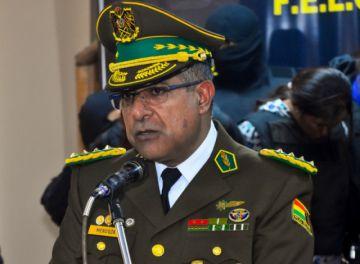 Muere por covid-19 el excomandante de la Policía Faustino Mendoza