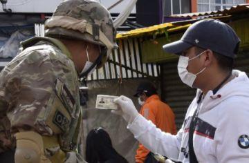 La Paz: Aplicarán restricciones por cédula de identidad y número de placa