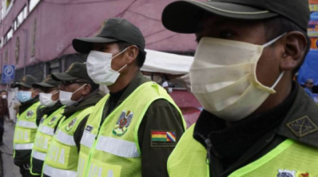 Desde el rebrote, la Policía registró 667 contagios y 20 decesos en sus filas