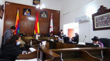 Concejo de Sucre retorna a las sesiones virtuales por rebrote de covid-19