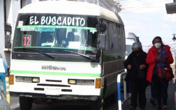 Micros: San Cristóbal advierte con subir pasajes si hay más restricciones en Sucre