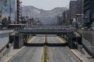 Lima entra en cuarentena obligatoria por segunda ola de la pandemia