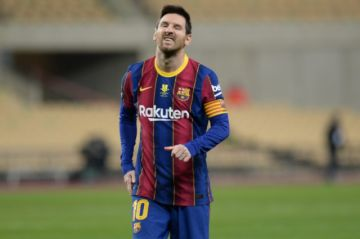"Remezón en Barcelona por revelación del contrato ""faraónico"" de Messi"