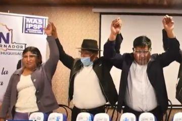 """CST dice que Velásquez y Limachi """"nunca fueron militantes"""" de esa organización"""