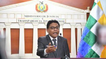 Reforma judicial no es un fracaso y está en pausa, afirma el Ministro de Justicia