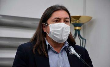 Rivas amanece en San Pedro tras ser sacado de la clínica por orden judicial