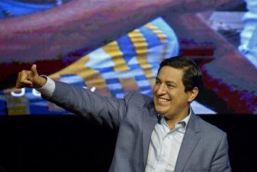Arauz gana las elecciones, pero habrá segunda vuelta en Ecuador