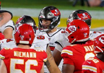 Tom Brady conquista su séptimo Super Bowl con un triunfo de Tampa ante Chiefs