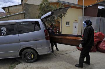 IDIF levanta cerca de 90 cadáveres por covid-19 fuera de hospitales en una semana
