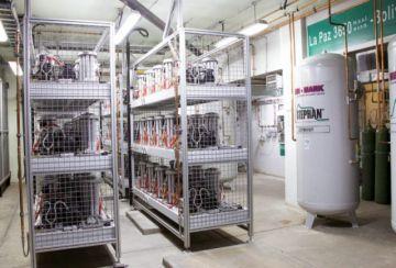 Caja Nacional de Salud comprará 11 plantas generadoras de oxígeno para sus hospitales