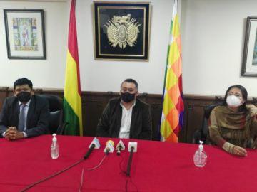 Consejeros dicen estar unidos y desmienten declaraciones del ministro Lima de supuesta pugna interna