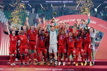 """Bayern Múnich conquista el mundo y alcanza el """"sextete"""""""