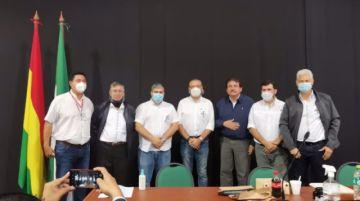 """Comité pro Santa Cruz rechaza y califica de """"tramposa"""" la amnistía aprobada por el MAS"""