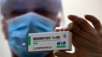 Gobierno confirma llegada antes de marzo de 500 mil dosis de Sinopharm, casi 24 mil para Chuquisaca