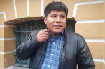 """Loza dice que aún no se cambió al 100% del personal """"pitita"""" y niega que se use a funcionarios para campaña"""