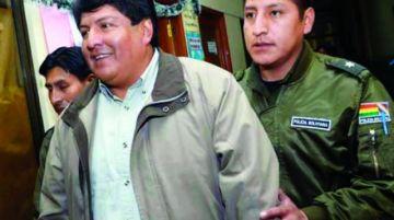 Justicia anula la sentencia contra Édgar Patana por la desaparición de 33 vehículos de El Alto