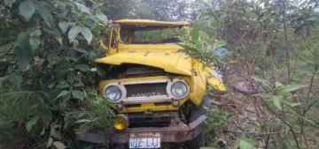 Reportan accidentes de tránsito en Villa Serrano y Villa Charcas