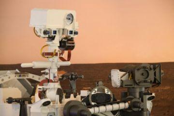 En vivo: Sigue la transmisión del aterrizaje del Perseverance en Marte