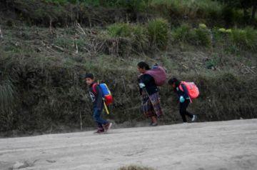 Centroamérica prepara plan ante posible ola de migración hacia EEUU