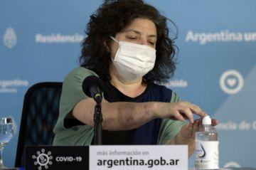 """Asume nueva ministra de Salud en Argentina tras el escándalo por las """"vacunas vip"""""""