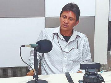 """Luis Arandia: """"Soy un candidato de una nueva era en la política"""""""