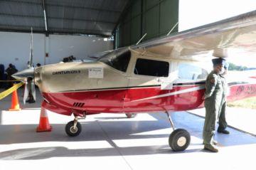 Hallan avioneta, cocaína y armas en una reserva forestal de Santa Cruz