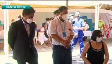 Dan luz verde a campaña masiva con la inmunización a personas con enfermedades de base