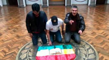 """Fiscalía pide a FFAA identificar a quienes """"sugirieron"""" la renuncia de Evo y dejaron ingresar a Camacho a Palacio"""