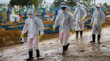 Francia y Brasil activan nuevas restricciones por repunte de casos de covid-19