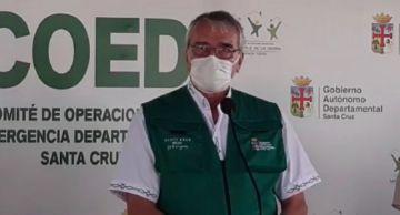 """COED de Santa Cruz denuncia al Gobierno por """"vacunación clandestina"""" de 63 personas"""