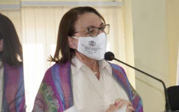 Fiscalía pedirá la detención preventiva de la exministra Eidy Roca