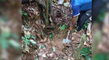 Confirman hallazgo de tercer cadáver en Villa Tunari y horas después reportan un cuarto en el mismo lugar