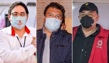 Alcaldía de Sucre: En la oposición, siguen las negociaciones en busca de acuerdos