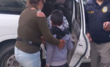 En La Paz, rescatan a dos niños gemelos a quienes se pretendía llevar a Chile de forma ilegal