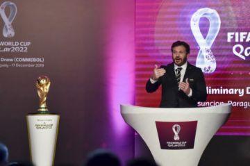Conmebol suspende doble fecha de las eliminatorias sudamericanas para Catar-2022