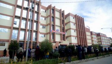 Dan de alta a dos de los cuatro estudiantes que sobrevivieron a la tragedia de la UPEA