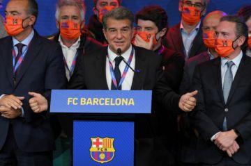 Joan Laporta, elegido como nuevo presidente del FC Barcelona
