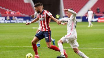 Atlético 1 -1 Real Madrid: Benzema contrarresta a Luis Suárez y rescata un punto