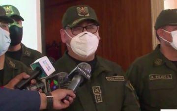 Policía: Chuquisaca fue el departamento con más problemas en la instalación de mesas electorales