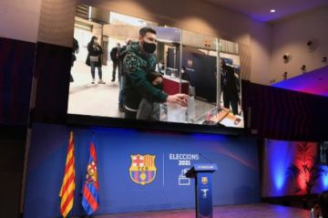 El FC Barcelona elige nuevo presidente en medio de la pandemia