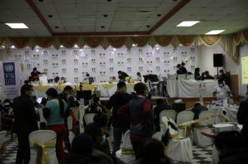 Cuatro municipios de Chuquisaca cierran cómputo y ya conocen a sus alcaldes