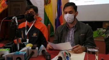 En vivo: Gobierno y Policía presentan a Yassir Molina en Sucre