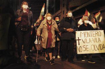 Movilizaciones en el país marcaron la jornada de este lunes