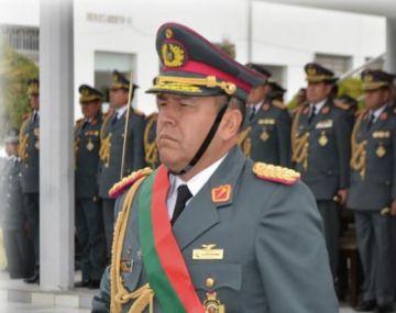 """Caso """"golpe"""": Excomandante del Ejército se presenta ante la Fiscalía y queda aprehendido"""