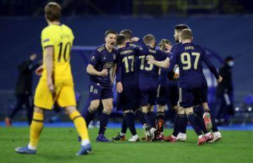 Europa League: United, Arsenal, Roma y Ajax a cuartos; Tottenham y Milan, eliminados