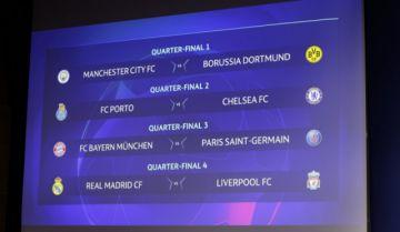 Champions League: La final Bayern-PSG se reeditará en cuartos