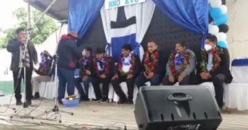 La Coordinadora de la Mujer pide sancionar a Aramayo por sus expresiones machistas