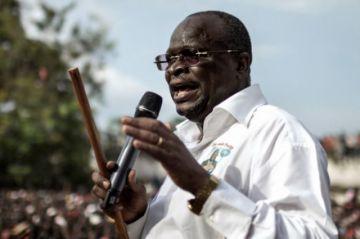 Murió por covid el principal candidato opositor en elecciones de Congo